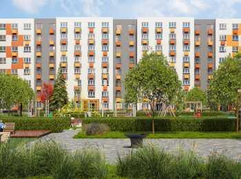 Корпус 5 и 8 этажей